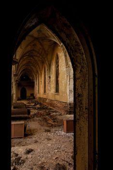 Beyond; Church of the Transfiguration (Buffalo)