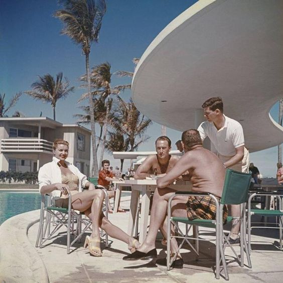 'Esther Williams In Florida' (Estate Stamped Edition) 1