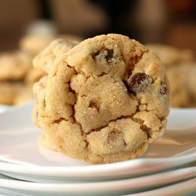 """""""The Perfect Peanut Butter Cookie""""  