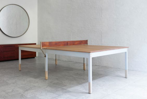 BDDW Ping Pong Table | Remodelista