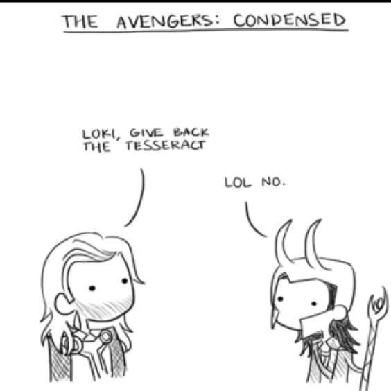 The avengers<3