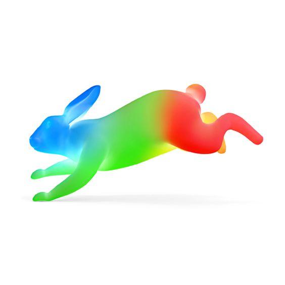 Google Fibre rabbit.