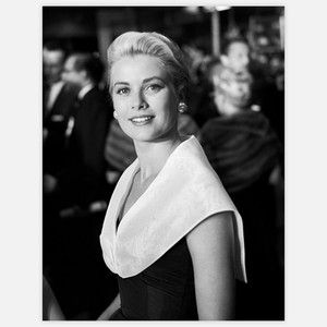 Grace Kelly Canvas now featured on Fab.