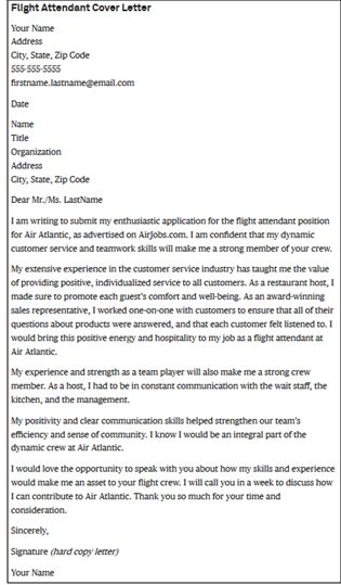 Cover Letter Examples. Professional ...