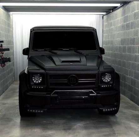 35 Trendy Dream Cars Jeep Mercedes Benz Black Cars In 2020