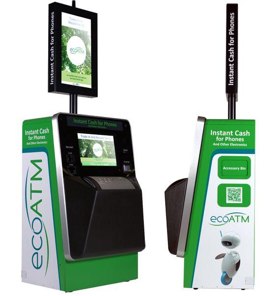 ecoATM Kiosk Pays Owner for Used Gadget
