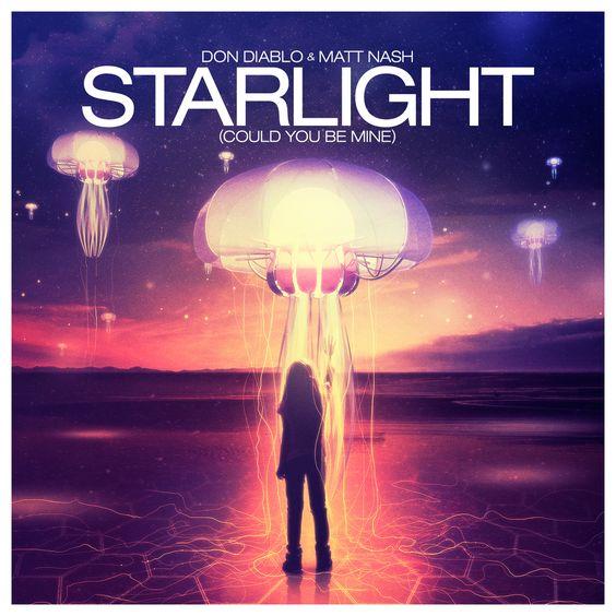 Don Diablo, Matt Nash, Noonie Bao – Starlight (Could You Be Mine) (single cover art)