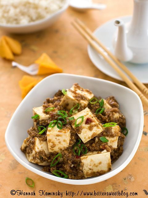 Tofu, Spicy and Vegans on Pinterest