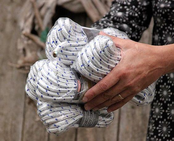 Taschenhenkel aus Leder selber machen.....