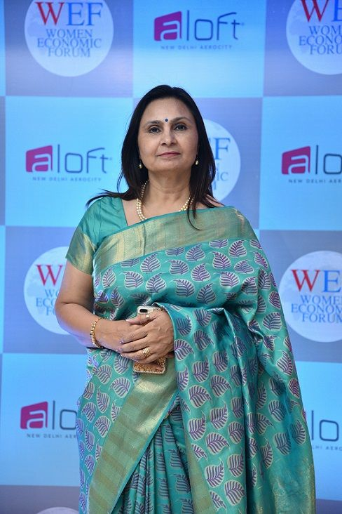 Celebrating Women Change Makers Aloft New Delhi Aerocity Sets The Tone With A Special Edition Of Wef Awards 2018 Women Celebrities New Delhi