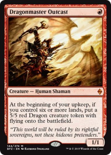 Fun budget GREEN RED RAMP Magic the Gathering card theme deck. *** This deck is Modern legal and also Standard legal until Q2 2017 *** 75 total cards -- 60 cards with 15 card sideboard, including lands and mana sources.