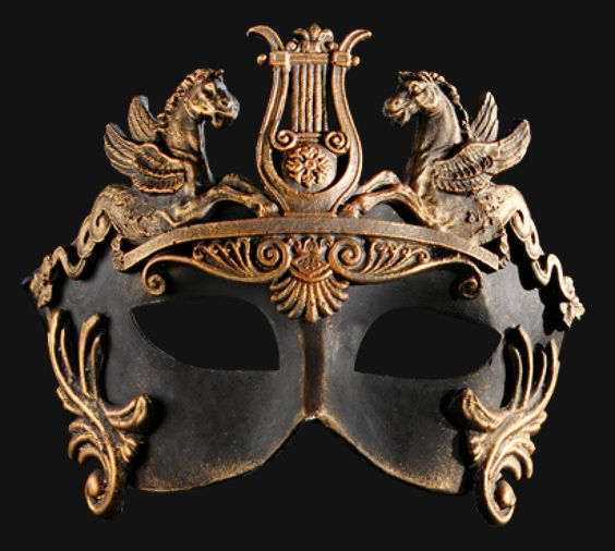 HOUSE OF PRESTON: Venetian Masks for the Ball