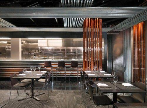 Modern Restaurant Design modern restaurant design: conduit restaurantnatoma architects