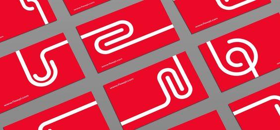 Flow Logistics by CBA Memac #branding #ikea #logo #typo #font #graphic #style #pictogram #language #organization #middleeast #journey #business