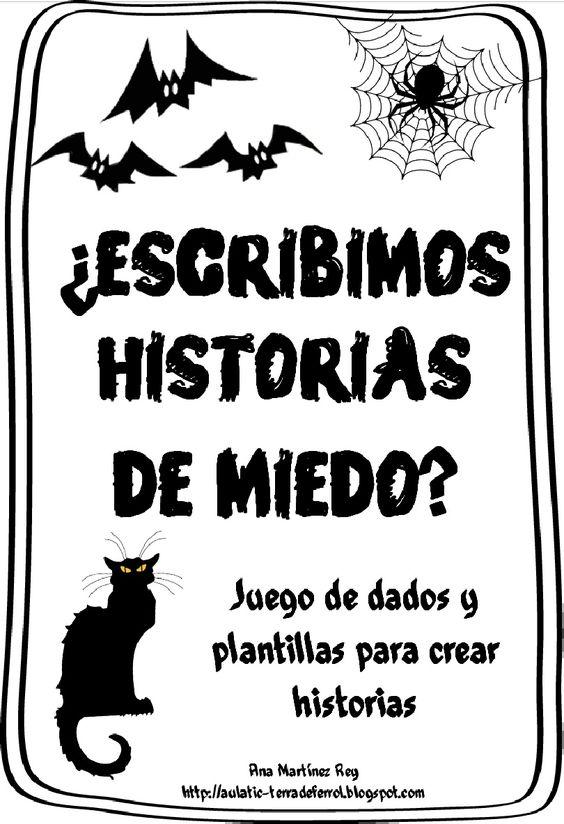 cuentos de terror de halloween para niños