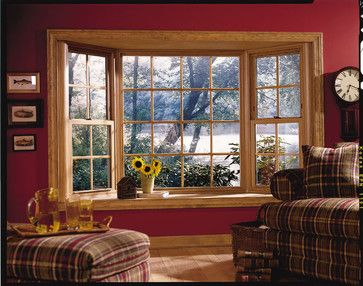 bay window curtains houzz | All Products / Floors, Windows & Doors / Windows