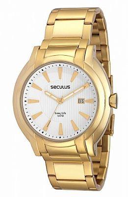 Relógio Seculus - Estilo Urbano 24799GPSPDA2