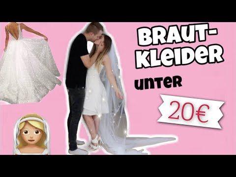 Ich Teste Hochzeitskleider Unter 20 Bibi Youtube Shirt Schnittmuster Bibisbeautypalace Bibi Und Julian