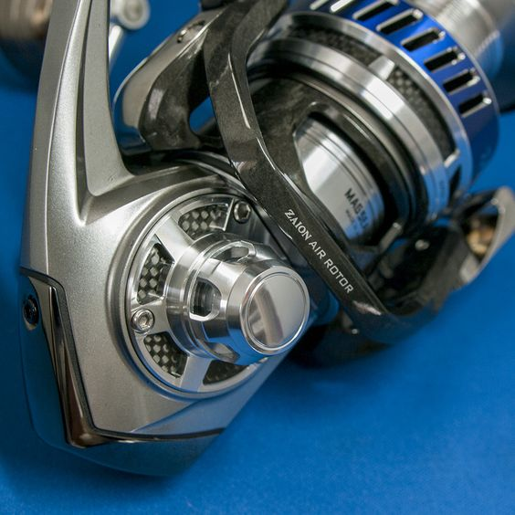 "used"" daiwa 10 saltiga 4000 