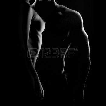 Couple Nu Erotique Banque D'Images, Vecteurs Et