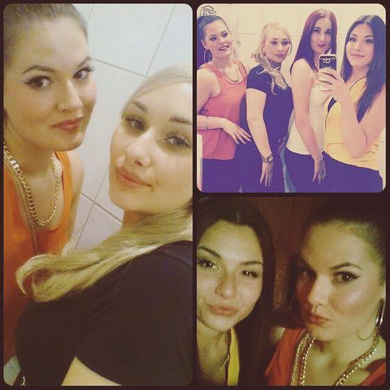 #girlsnightout #girls #Party #livearena #russiangirls #germangirls #fun #friends #drinking #drinks #shots #Collage #instapic #igers #saturdaynight #blonde #brunette #Lülülülülü #like #webstagram #Frankfurt #onfleek #flawless #greattimes #pretty #cute #love #happy by chantal_no_5