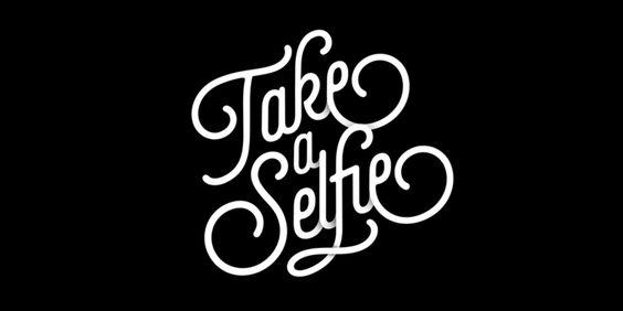 Selfie - Webfont & Desktop font « MyFonts