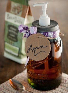 Mason Jar Craft From Paula Dean