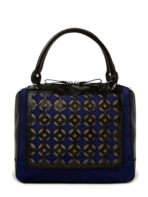Cozumel Satchel from Isabella Fiore on Gilt