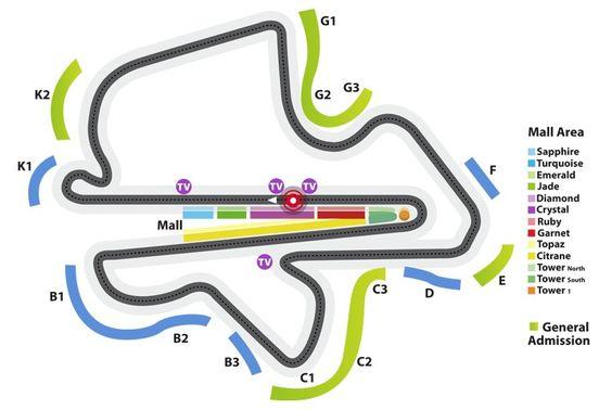 Formula 1 2012 Malaysian Grand Prix Seating Chart Malaysian Grand Prix Sports Fonts Formula 1