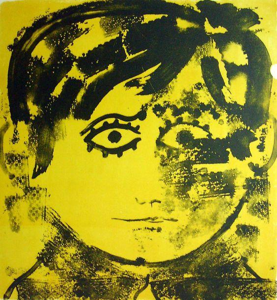 María Dolores Andreo Maurandi.- Pablito niño. 1970