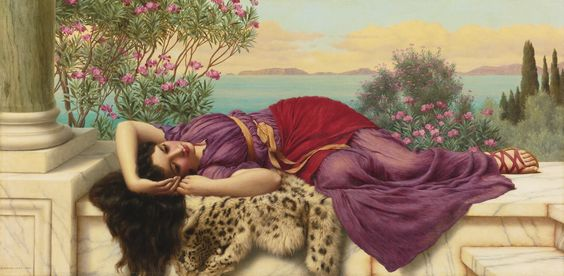 John William Godward - Recherche Google