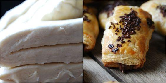 ¿Te animas a preparar hojaldre en casa? La autora del blog COCINERA Y MADRE te enseña y te da 5 recetas, dulces y saladas, para que le saques provecho.