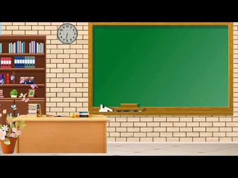 Background Animasi Bergerak Ruang Kelas Nocopyright| Untuk Video  Pembelajaran - YouTube Di 2021 | Ruang Kelas, Desain Powerpoint, Ide Ruang  Kelas