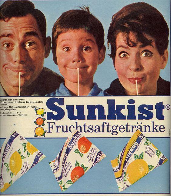 Sunkist Reklame, 1965 http://www.das-waren-noch-zeiten.de/wbg/sunkist_22_1965.jpg