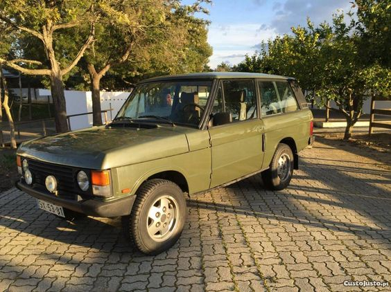 Land Rover Range Rover Classic Março/91 - à venda - Pick-up/ Todo-o-Terreno, Beja - CustoJusto.pt