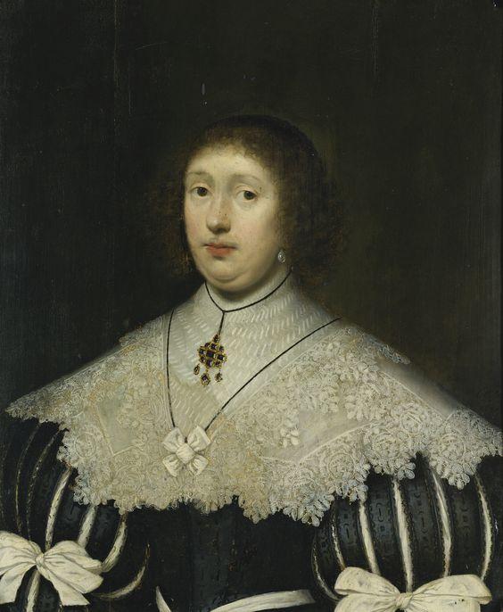 Cornelis Janssens van Ceulen, CJ fecit 1630 | Sotheby's: