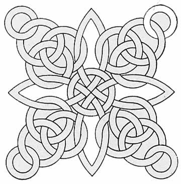 geometric coloring pages. quite a few.