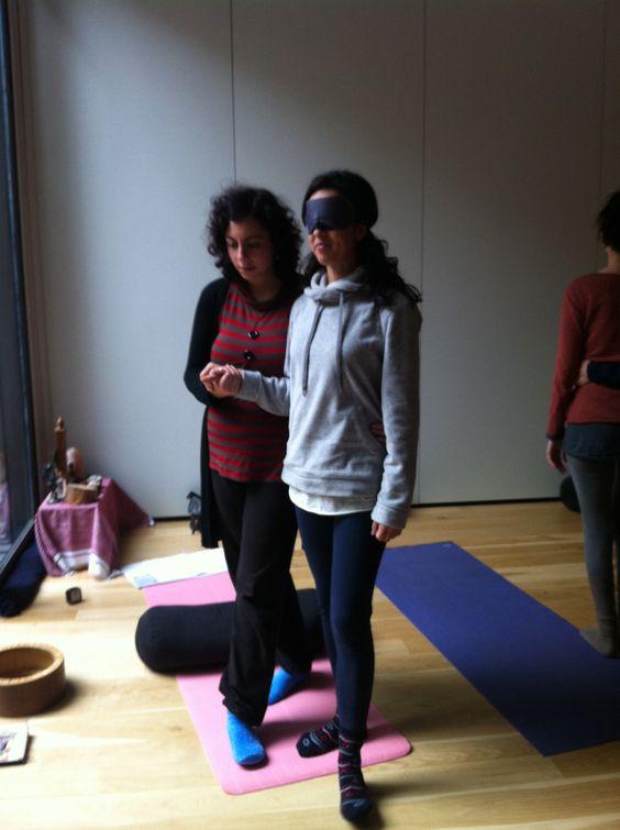 Yoga per educar Yogaia, febrer15, 2