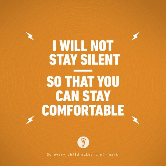 Speak powerfully, graciously, and lovingly to those who disagree with you. STAND UP FOR LIFE.
