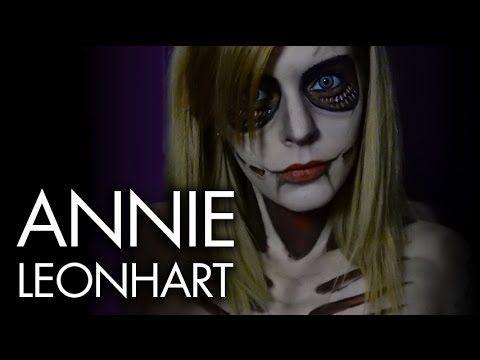 Annie Leonhart • Attack On Titan • Make Up - YouTube