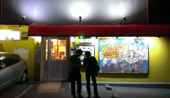 ジャッキーステーキハウス@naha,okinawa