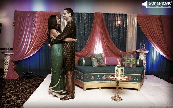 Sapna & Anthony's September 2014 #henna night at Aashirwad Palace :) (photo by deanmichaelstudio.com) #fall #wedding #event #photography #deanmichaelstudio