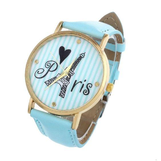 Quartz Wrist Watch Black Friday Christmas Ninasill -- Don\u0027t get left