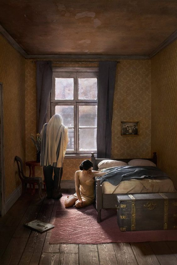 Still lives, distant voices: haunting recreations of 1930s Poland –in…