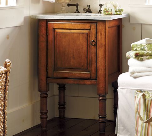 Siena Single Sink Console Pottery Barn 26 Wide X 22 Deep X 36 High Mudrooms Entryways