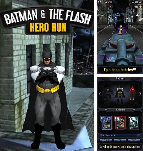 Batman The Flash Hero Run Hack Cheats Android And Ios Hero