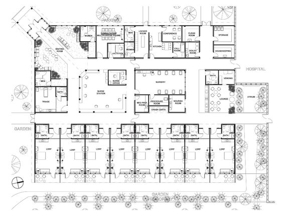 Bay View Birthing Center Design Portfolio A R C H I T