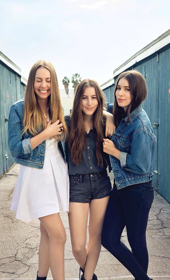 Sisters With Style Haim For Levi 39 S Haim Sp