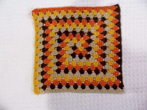 "Free pattern for ""Spiral Granny Square""by Donna Mason-Svara!"