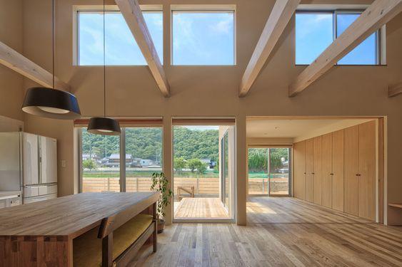 Casa en Yoshinaga / Tomoyuki Uchida